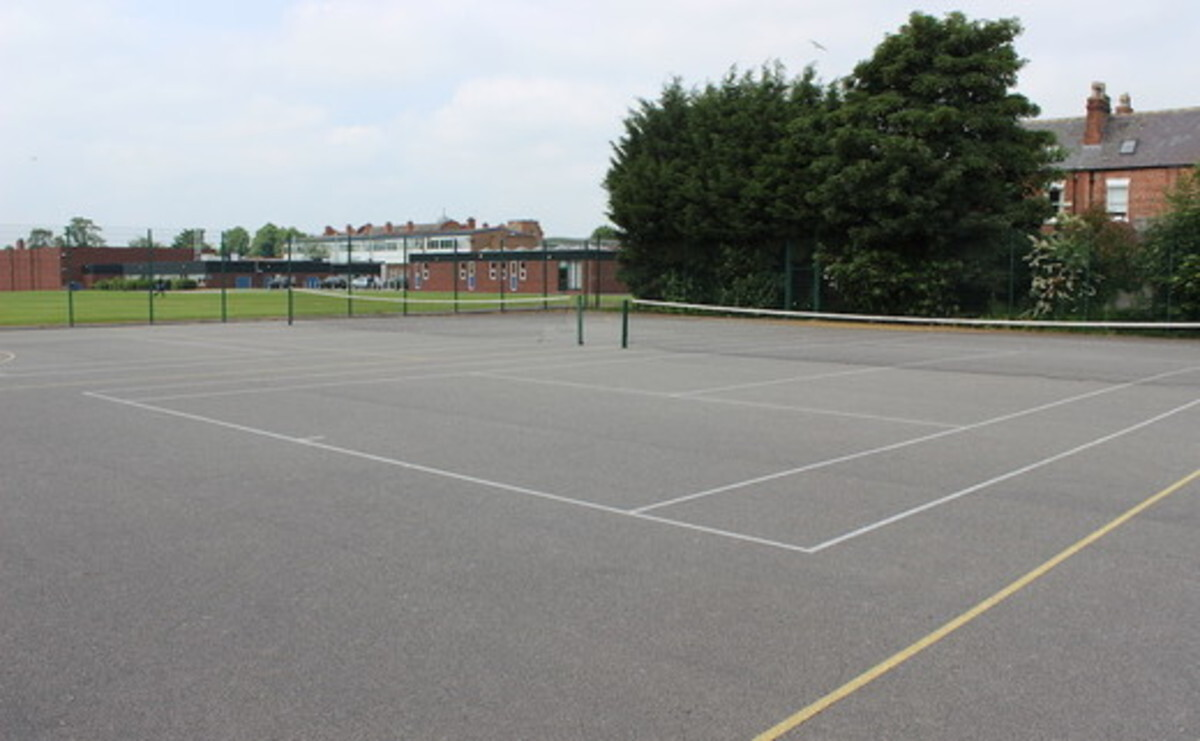 Tarmac Multi-Use Games Area - EDU @ Queens Park High School - Cheshire West and Chester - 2 - SchoolHire
