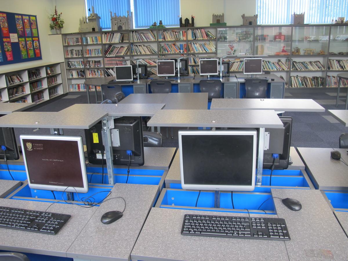 LRC - St Margaret's C of E Academy - Liverpool - 4 - SchoolHire
