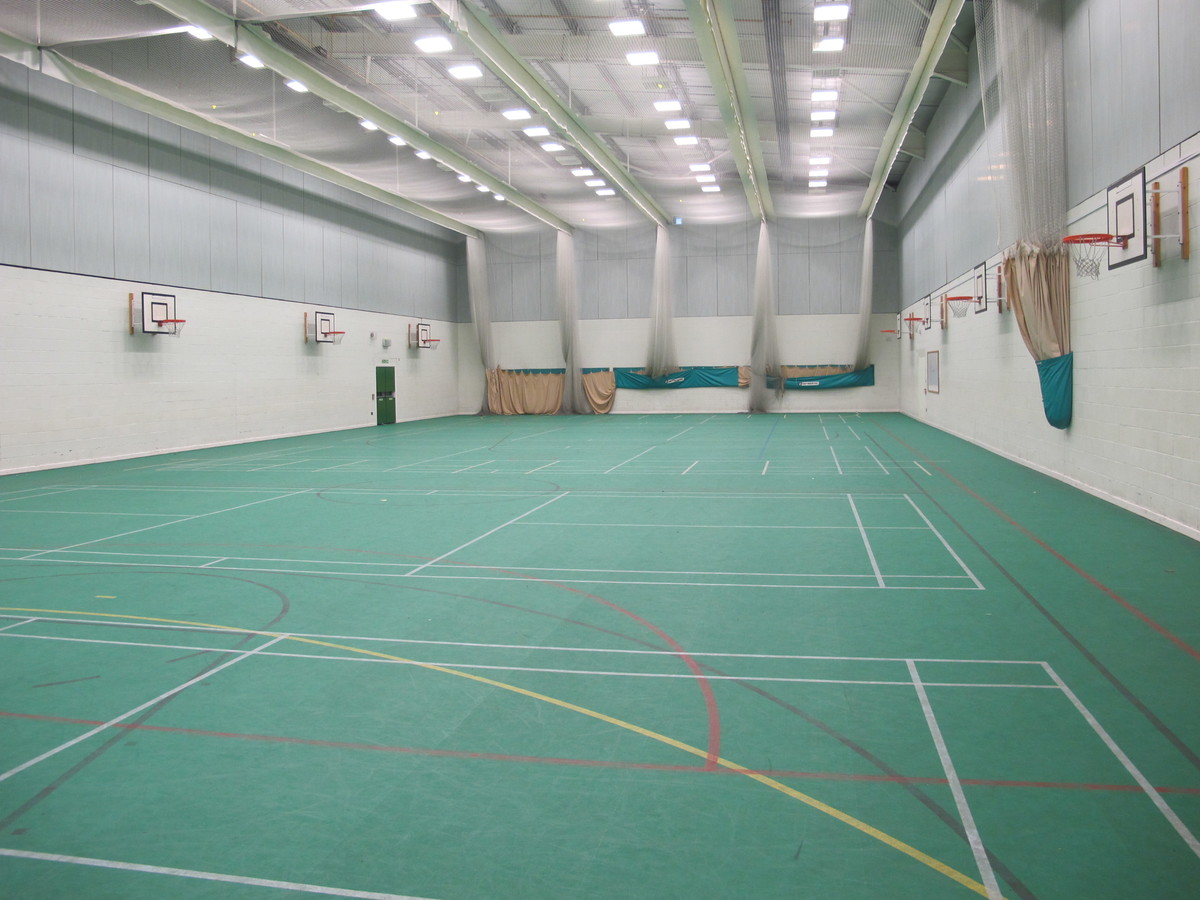Sports Hall - St Margaret's C of E Academy - Liverpool - 1 - SchoolHire