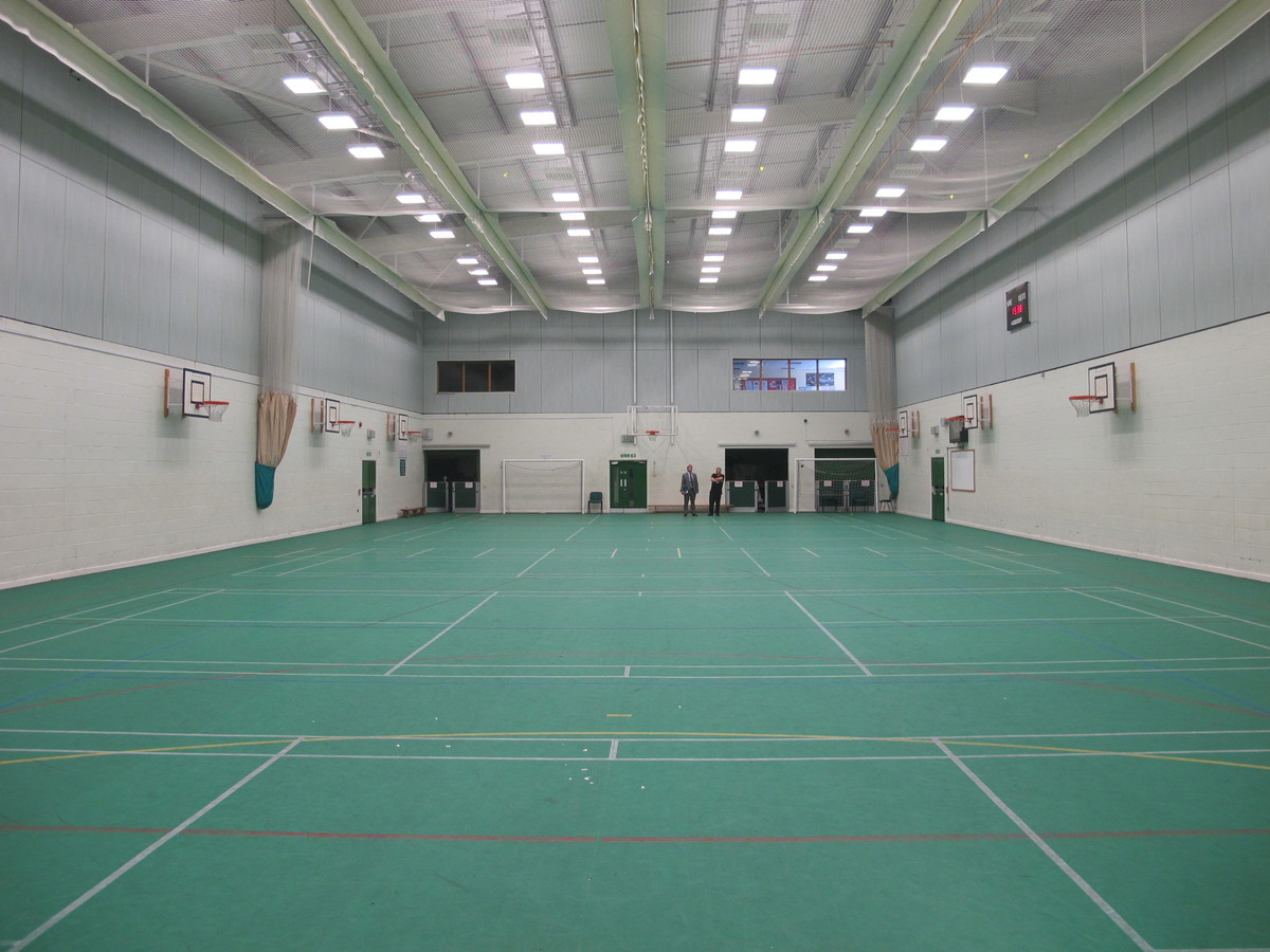 Sports Hall - St Margaret's C of E Academy - Liverpool - 2 - SchoolHire