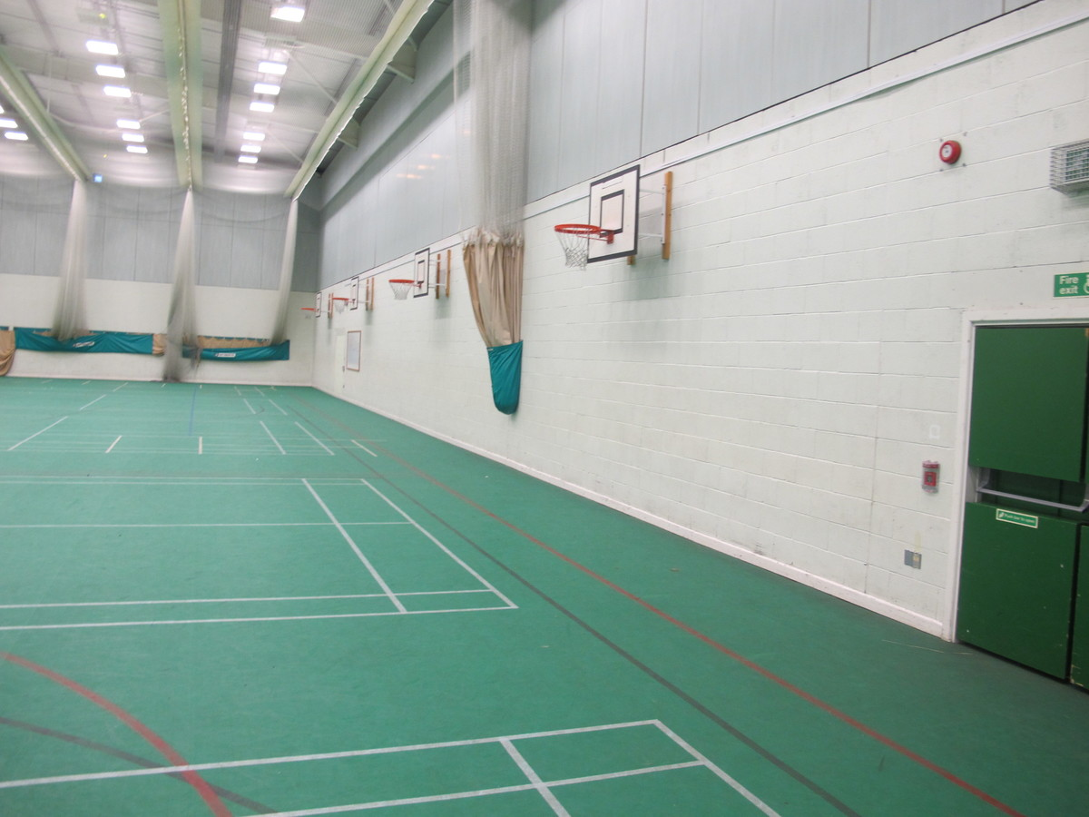 Sports Hall - St Margaret's C of E Academy - Liverpool - 4 - SchoolHire