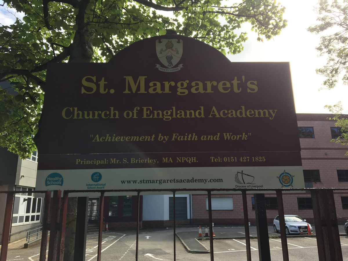 St Margaret's C of E Academy - Liverpool - 1 - SchoolHire