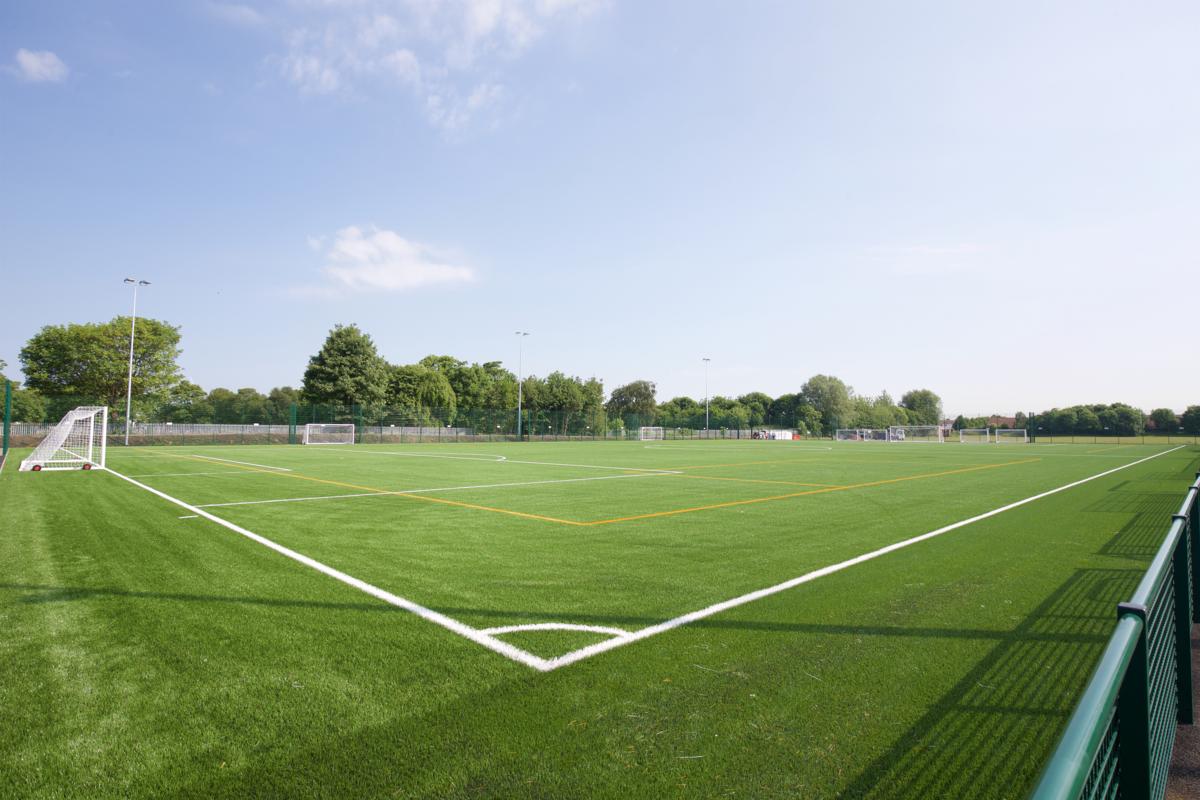 3G Football Pitch - St John Bosco Arts College - Liverpool - 1 - SchoolHire