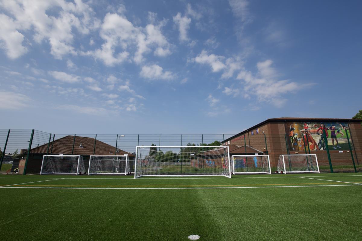 3G Football Pitch - St John Bosco Arts College - Liverpool - 3 - SchoolHire