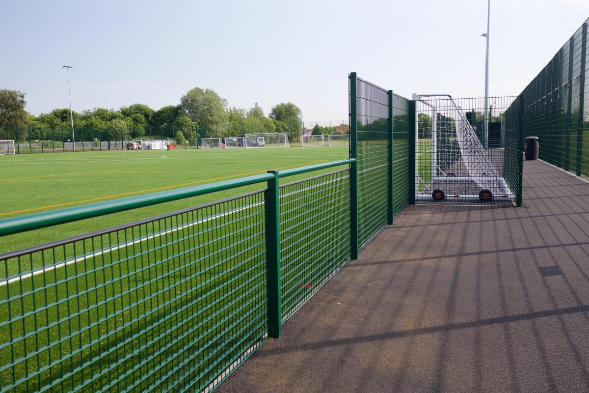 3G Football Pitch - St John Bosco Arts College - Liverpool - 4 - SchoolHire