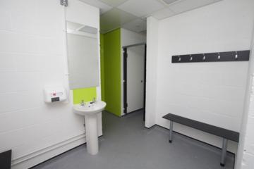 3G Changing Rooms  - St John Bosco Arts College - Liverpool - 2 - SchoolHire