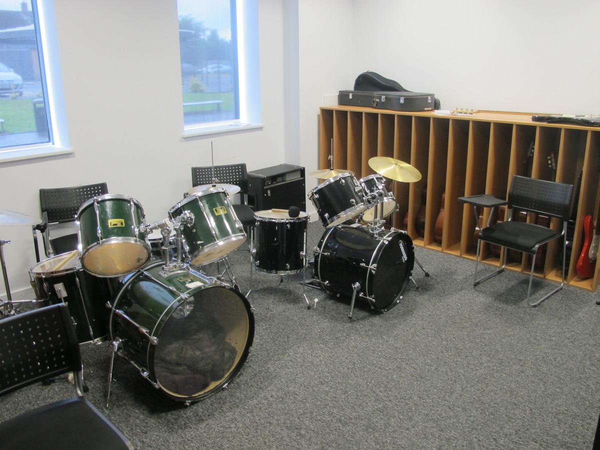 Music Practice Room - St John Bosco Arts College - Liverpool - 1 - SchoolHire