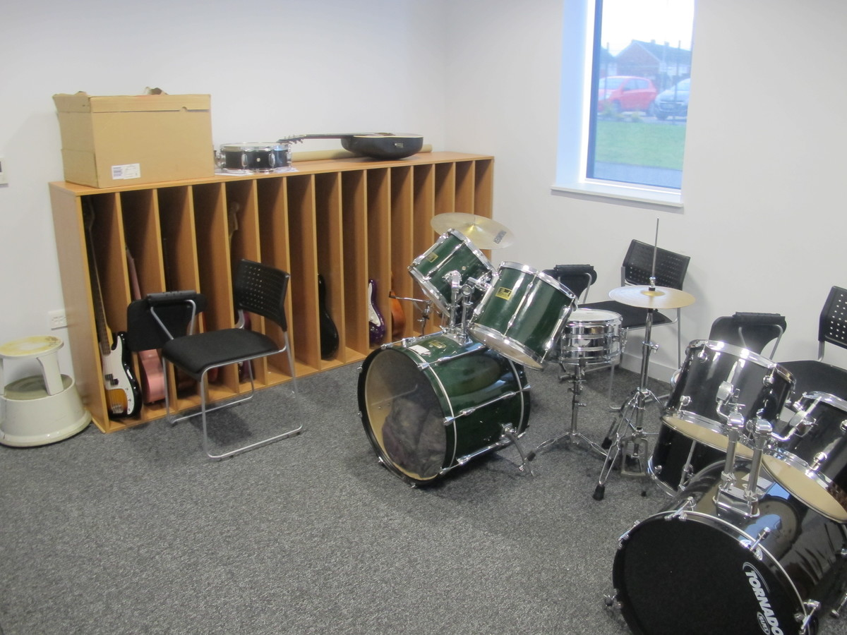 Music Practice Room - St John Bosco Arts College - Liverpool - 4 - SchoolHire