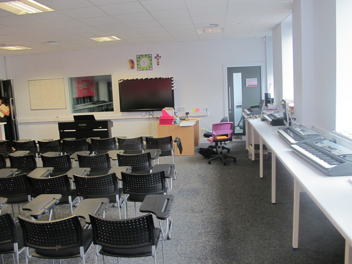 Music Room - St John Bosco Arts College - Liverpool - 3 - SchoolHire