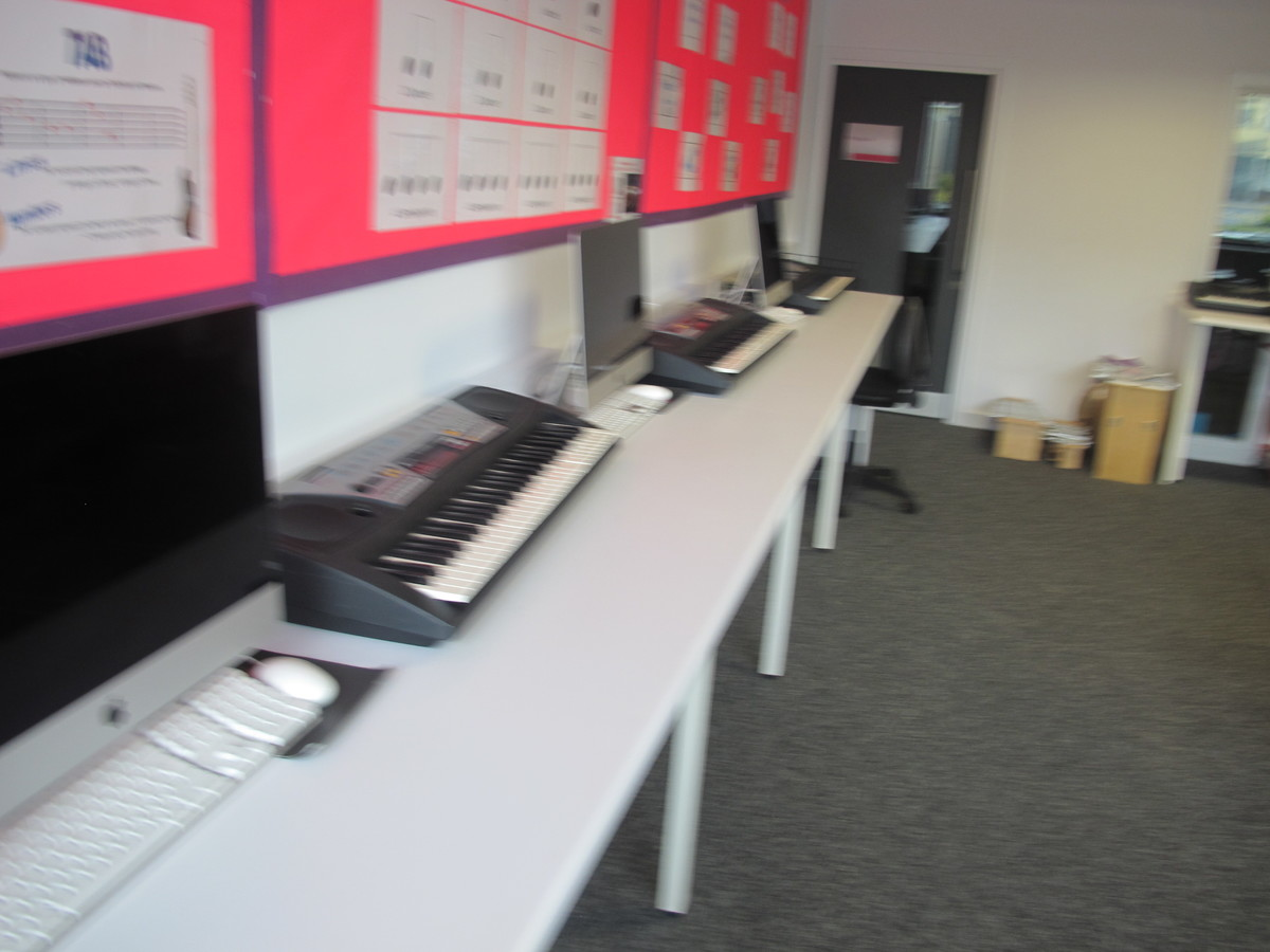 Music Room - St John Bosco Arts College - Liverpool - 4 - SchoolHire