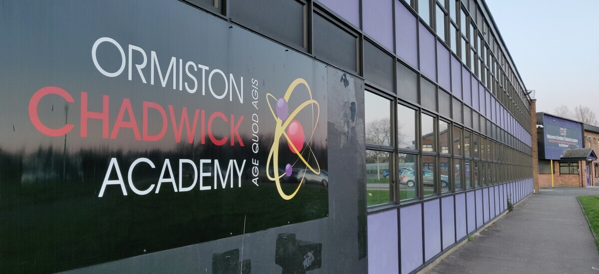 EDU @ Ormiston Chadwick Academy - Cheshire West and Chester - 3 - SchoolHire