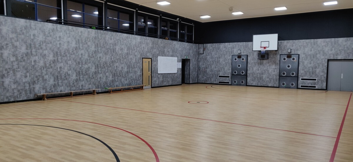 Gymnasium - EDU @ Ormiston Chadwick Academy - Cheshire West and Chester - 3 - SchoolHire