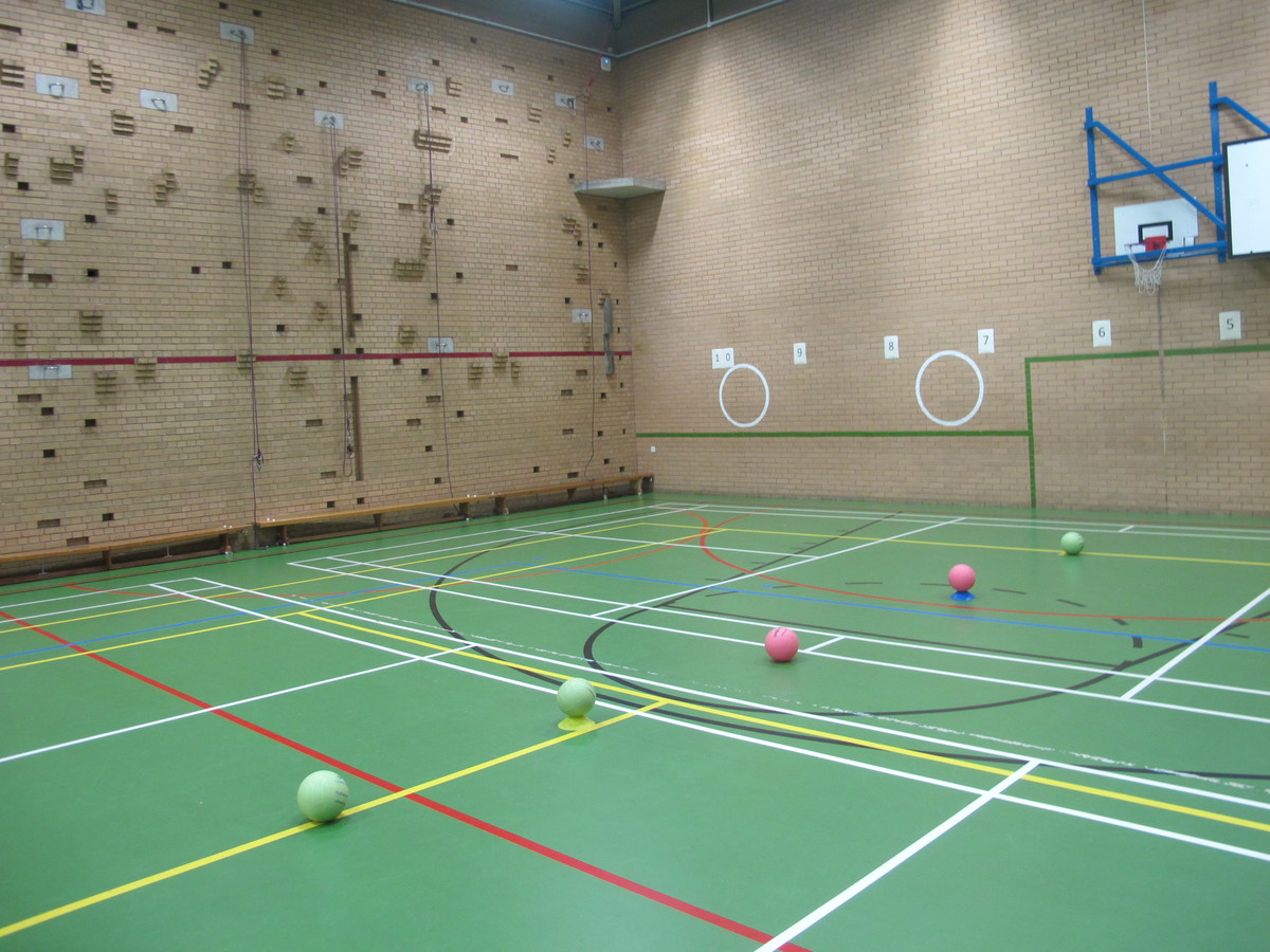 Sports Hall - St John Bosco Arts College - Liverpool - 3 - SchoolHire