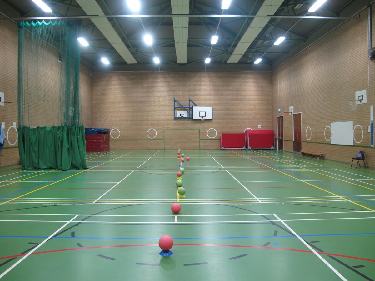 Sports Hall - St John Bosco Arts College - Liverpool - 4 - SchoolHire
