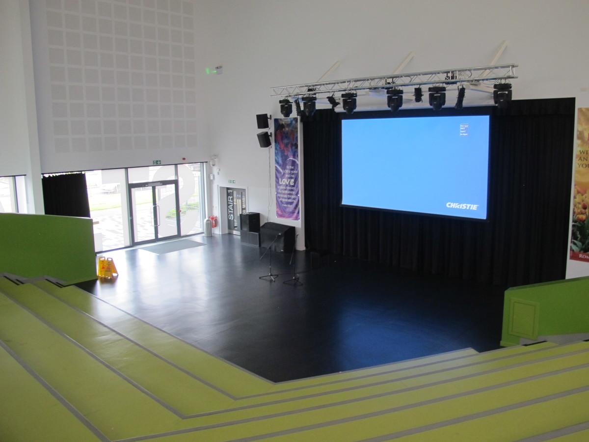 The Hill Theatre - St John Bosco Arts College - Liverpool - 4 - SchoolHire