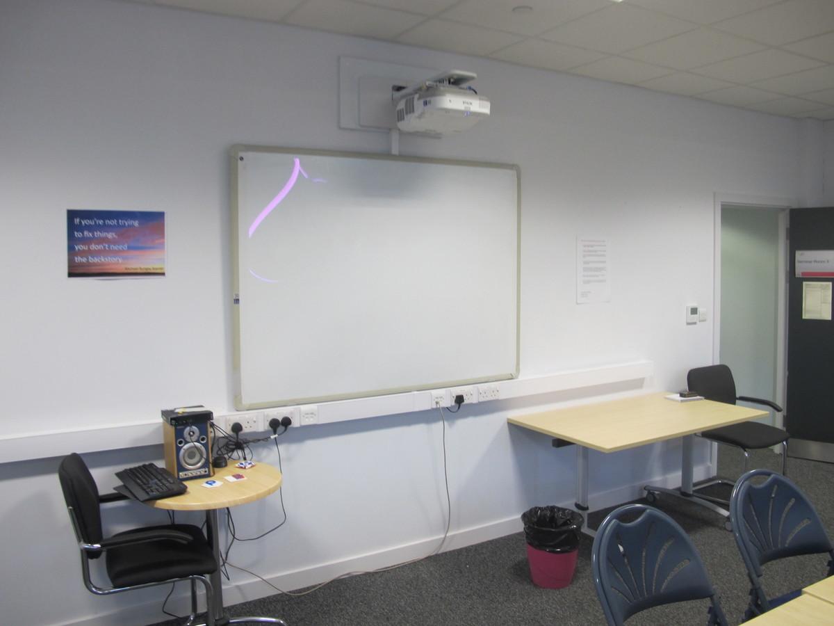 Seminar Room 3 - St John Bosco Arts College - Liverpool - 3 - SchoolHire