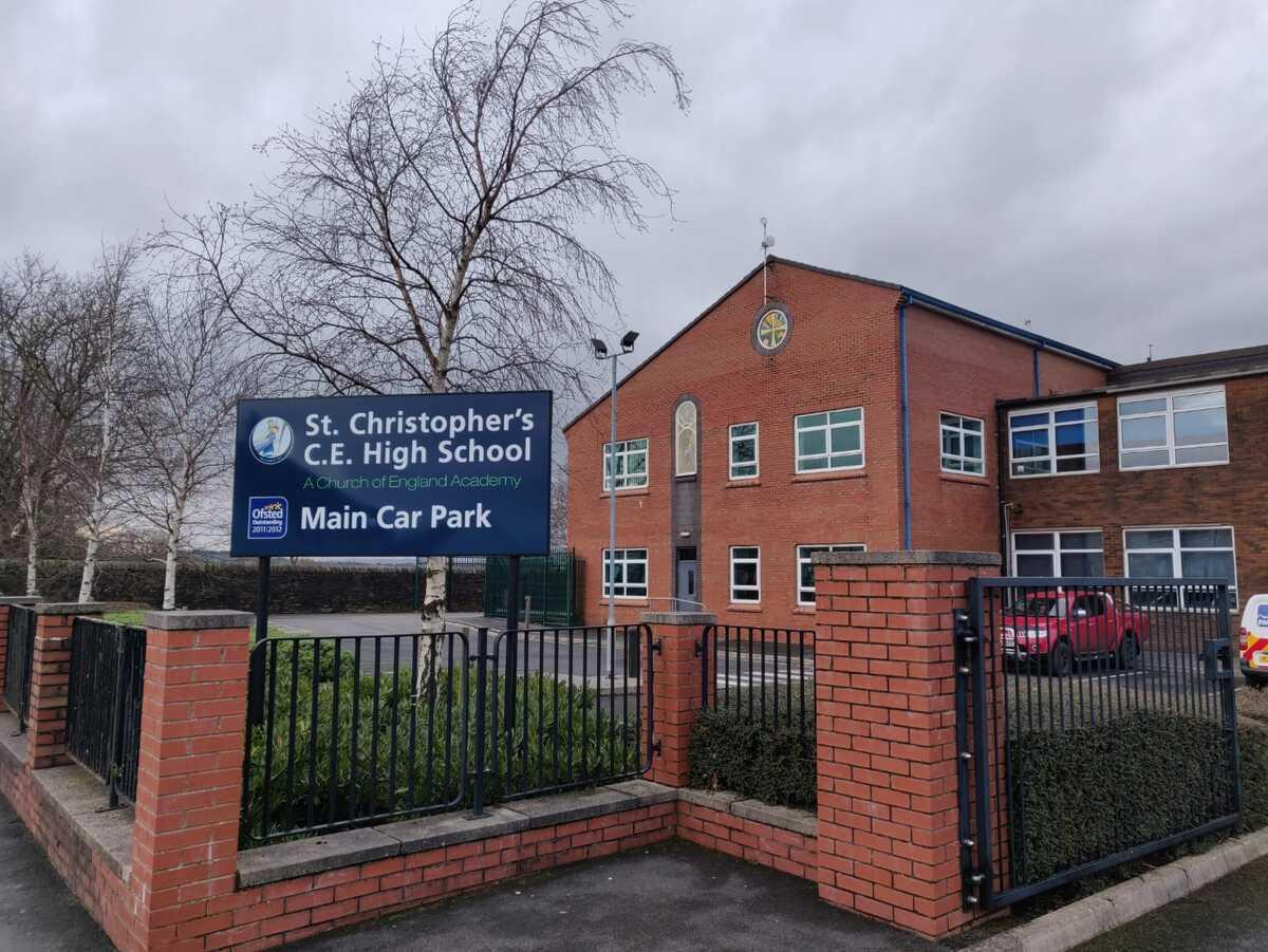 EDU @ St Christophers CE High School - Lancashire - 2 - SchoolHire