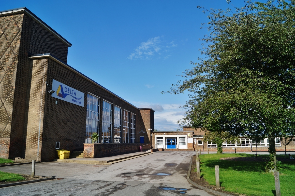 EDU @ Manor Croft Academy - West Yorkshire - 1 - SchoolHire