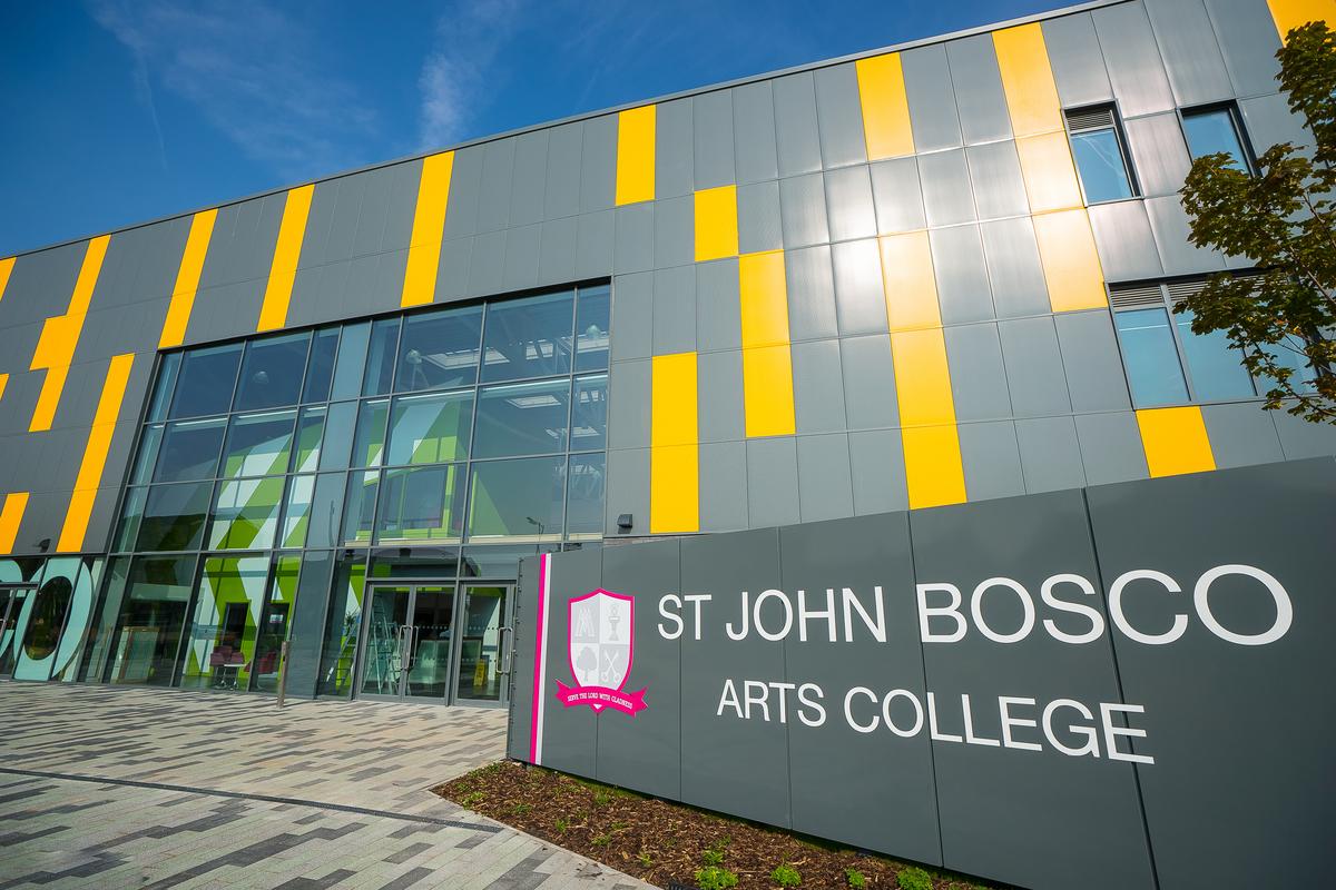 St John Bosco Arts College - Liverpool - 1 - SchoolHire