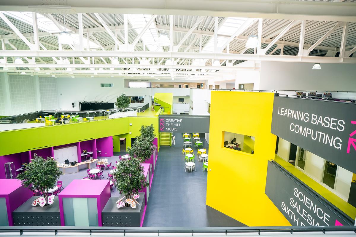 St John Bosco Arts College - Liverpool - 2 - SchoolHire