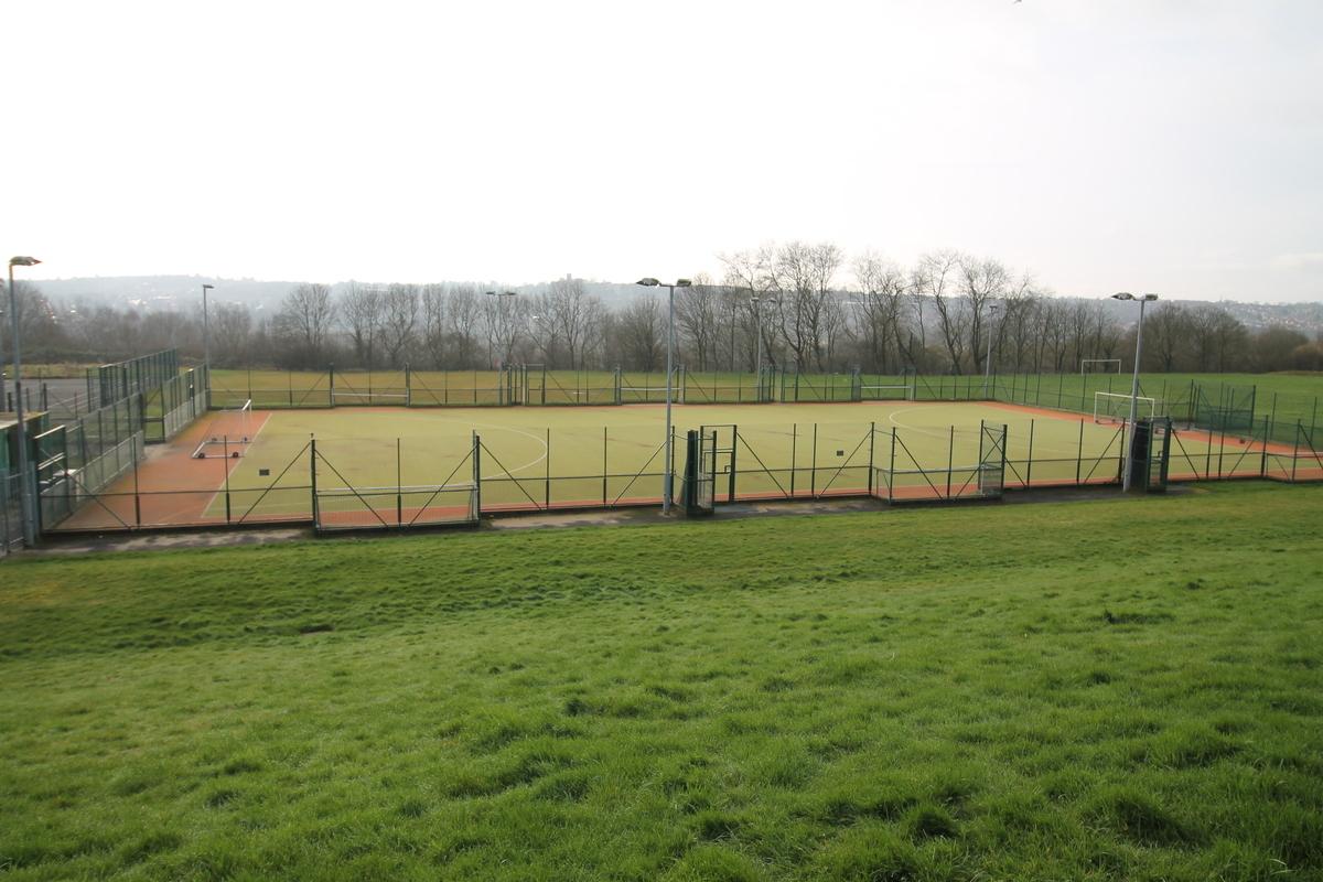 Astro Pitch - Aldercar High School - Nottingham - 2 - SchoolHire