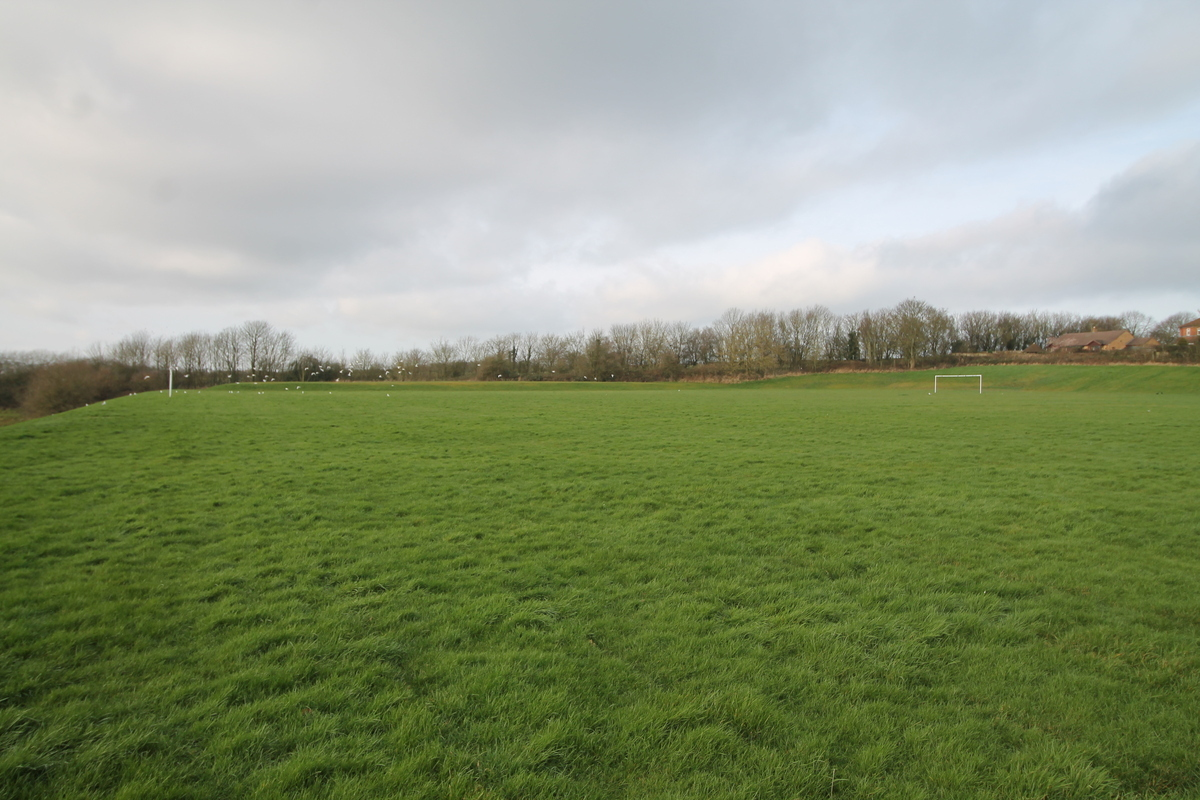 Grass Football Pitch - Aldercar High School - Nottingham - 1 - SchoolHire
