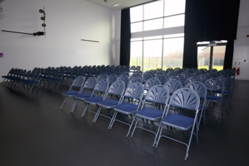 Conference Hall - St John Bosco Arts College - Liverpool - 1 - SchoolHire