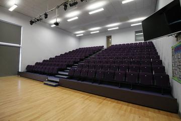 Main Hall - Aldercar High School - Nottingham - 1 - SchoolHire