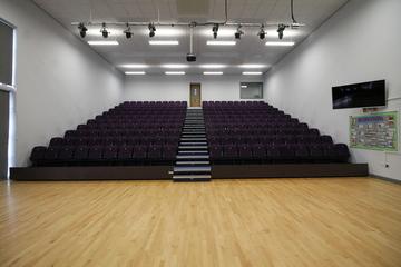 Main Hall - Aldercar High School - Nottingham - 2 - SchoolHire