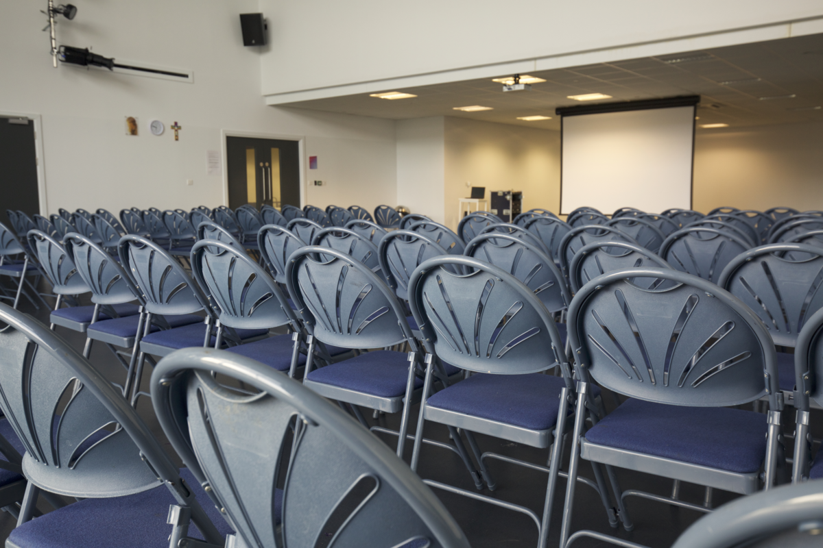 Conference Hall - St John Bosco Arts College - Liverpool - 2 - SchoolHire