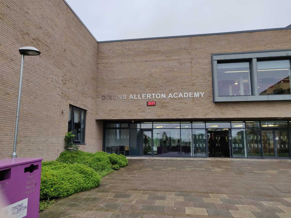 EDU @ Dixons Allerton Academy - Bradford - 1 - SchoolHire