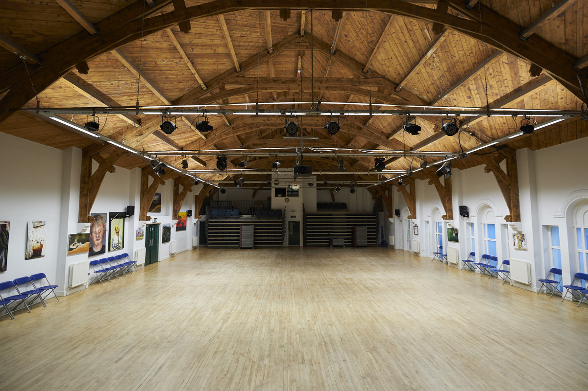 Main Hall For Hire In Surbiton Schoolhire