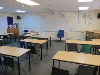 Classrooms - Music Block - Tudor Park Sports & Leisure - Hounslow - 1 - SchoolHire