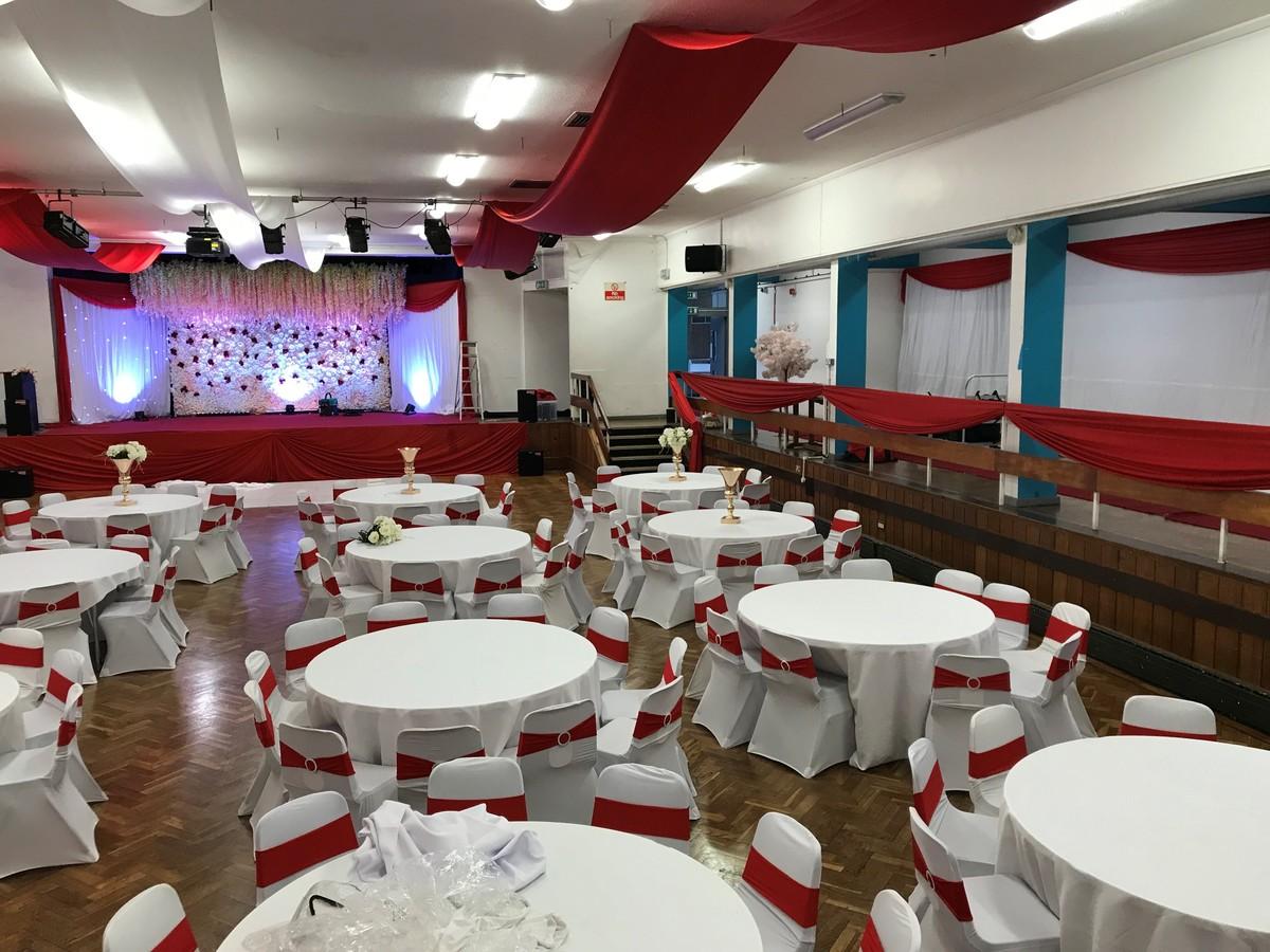 Function Hall - Tudor Park Sports & Leisure - Hounslow - 2 - SchoolHire
