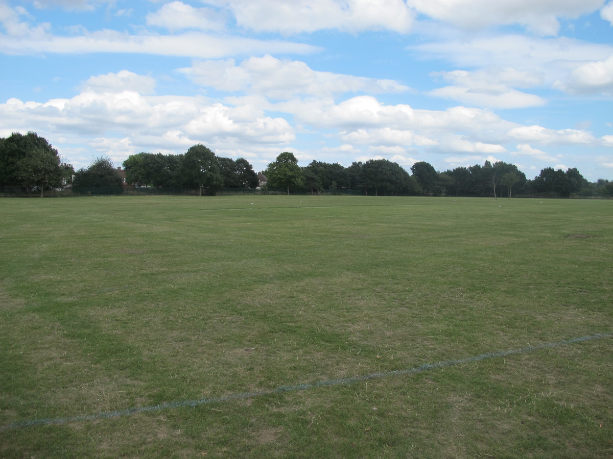 Grass Field (Non-Sports Hire) - Tudor Park Sports & Leisure - Hounslow - 1 - SchoolHire