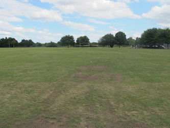 Grass Football Pitch - Tudor Park Sports & Leisure - Hounslow - 1 - SchoolHire