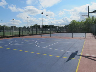 Netball Court - Tudor Park Sports & Leisure - Hounslow - 1 - SchoolHire