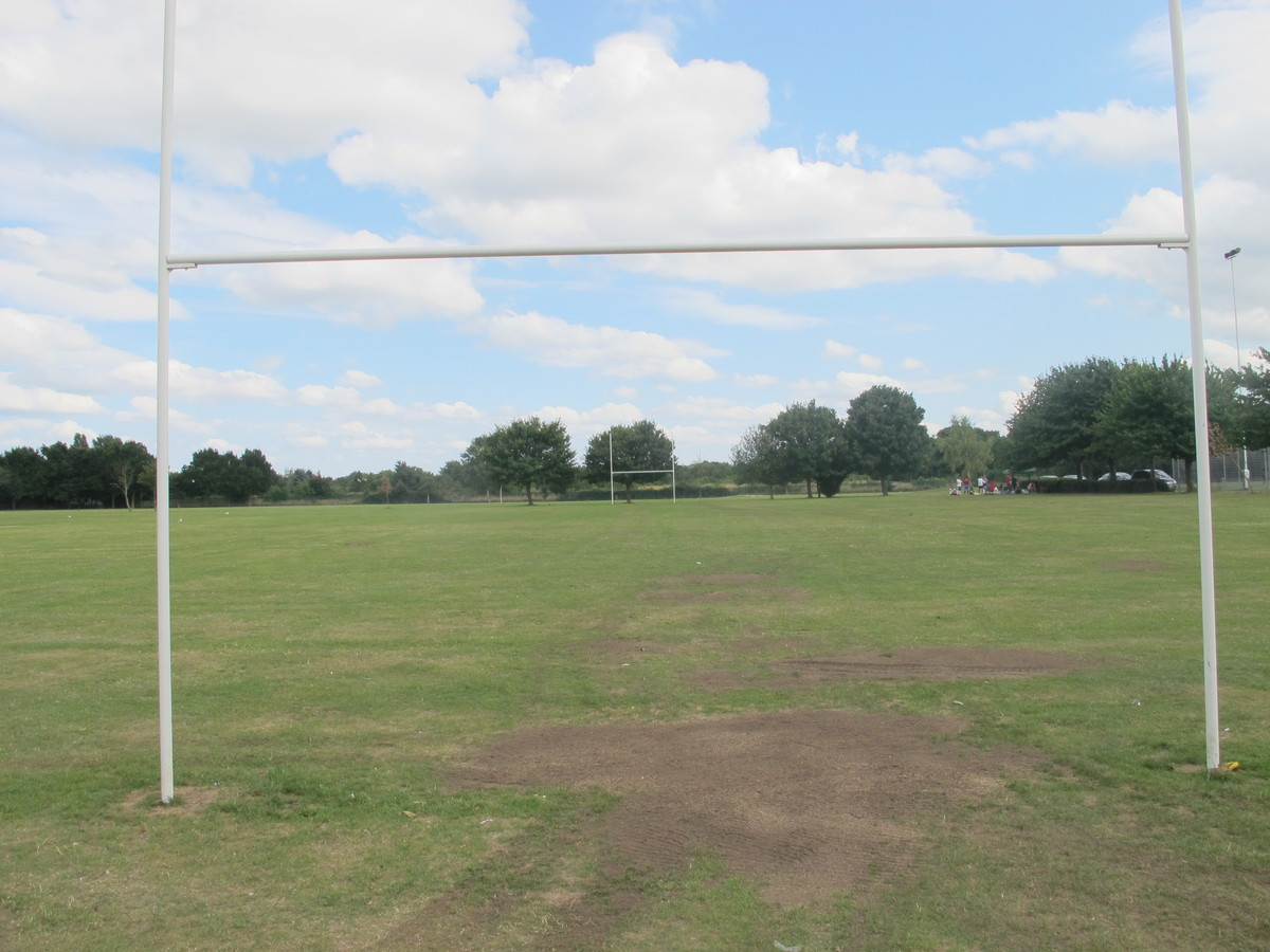 Rugby Pitch For Hire In Feltham Hounslow Schoolhire