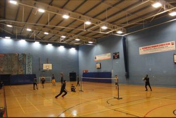 Sports Hall - Tudor Park Sports & Leisure - Hounslow - 1 - SchoolHire