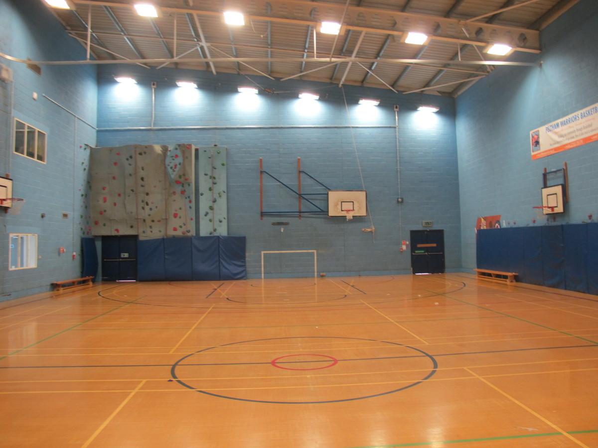 Sports Hall - Tudor Park Sports & Leisure - Hounslow - 3 - SchoolHire