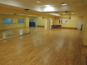 Dance Studio 2 - Tudor Park Sports & Leisure - Hounslow - 1 - SchoolHire