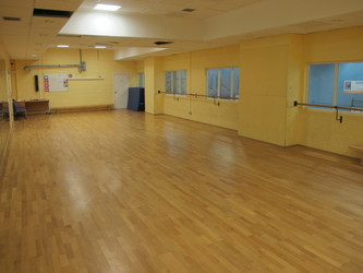 Dance Studio 2 - Tudor Park Sports & Leisure - Hounslow - 2 - SchoolHire