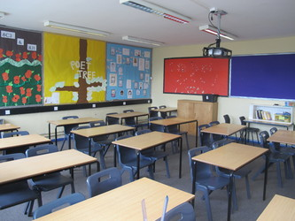 Classrooms - M Block - Kenilworth School and Sixth Form - Warwickshire - 4 - SchoolHire