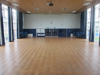 Hall - Upper School - Kenilworth School and Sixth Form - Warwickshire - 2 - SchoolHire