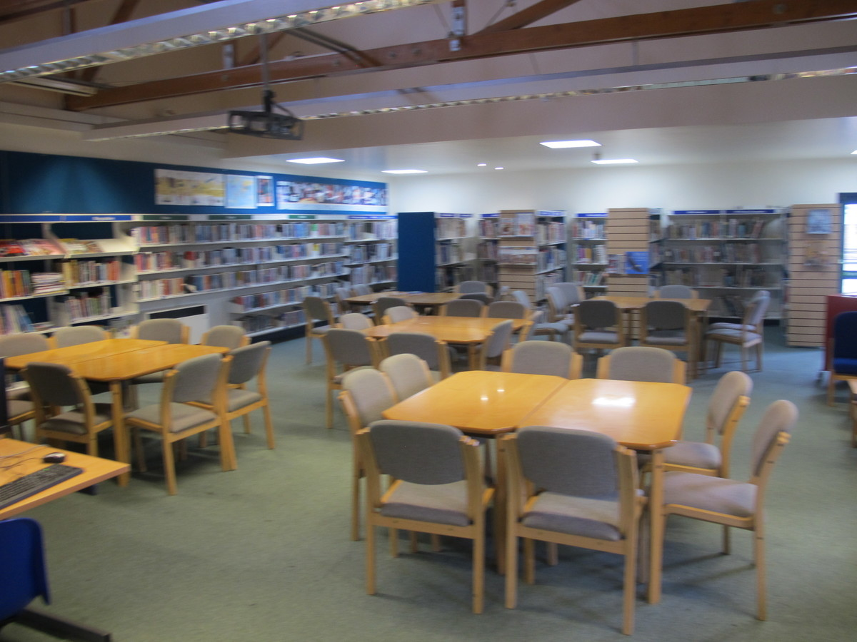 LRC - Kenilworth School and Sixth Form - Warwickshire - 3 - SchoolHire