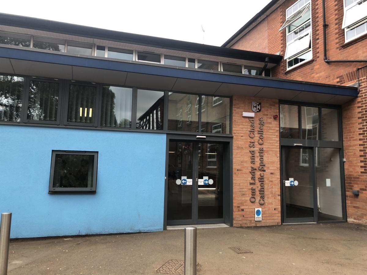 Merchants of Fitness @ OLSC - Wolverhampton - 1 - SchoolHire