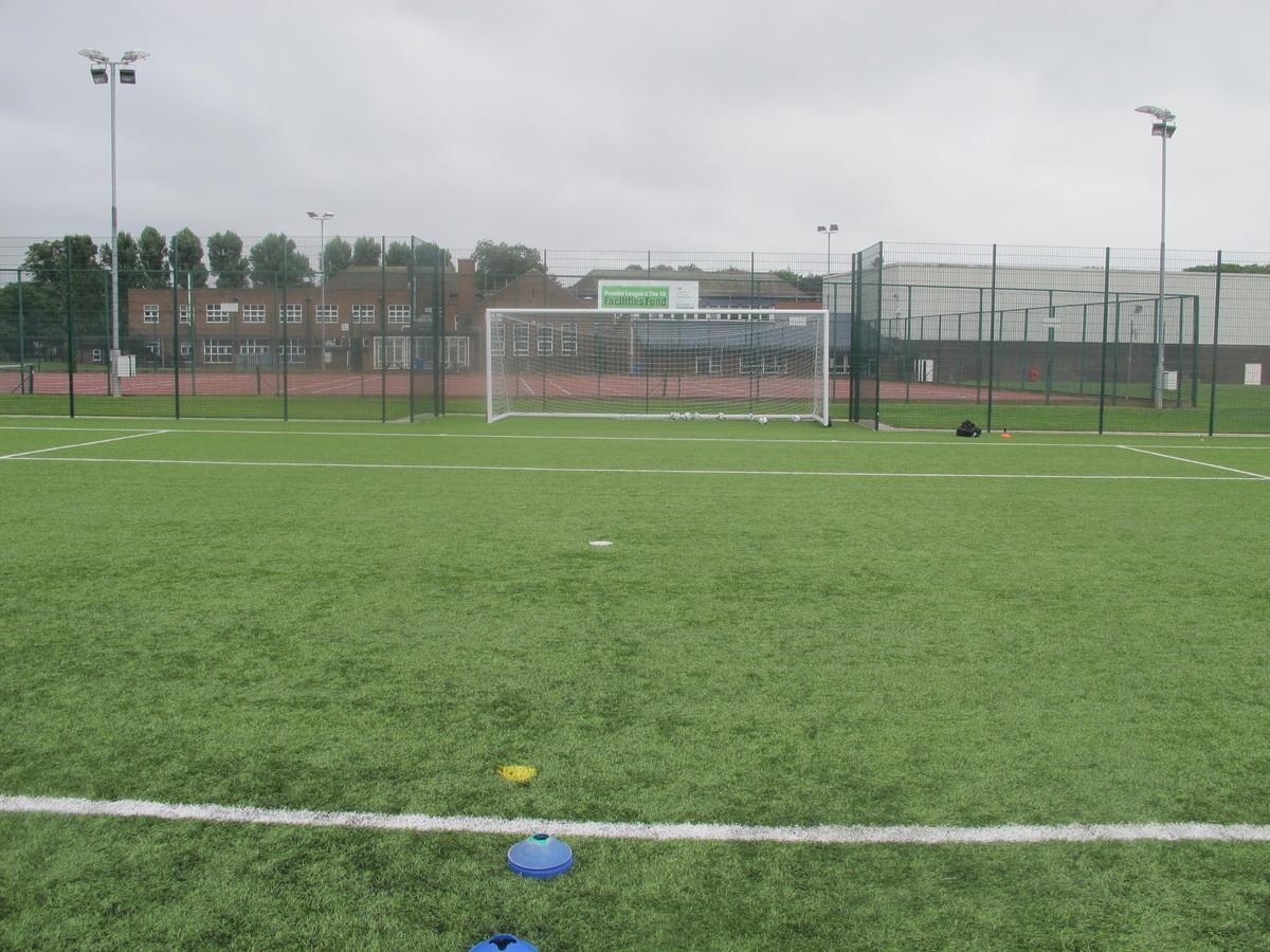 3G Football Pitch - Merchants of Fitness @ OLSC - Wolverhampton - 2 - SchoolHire