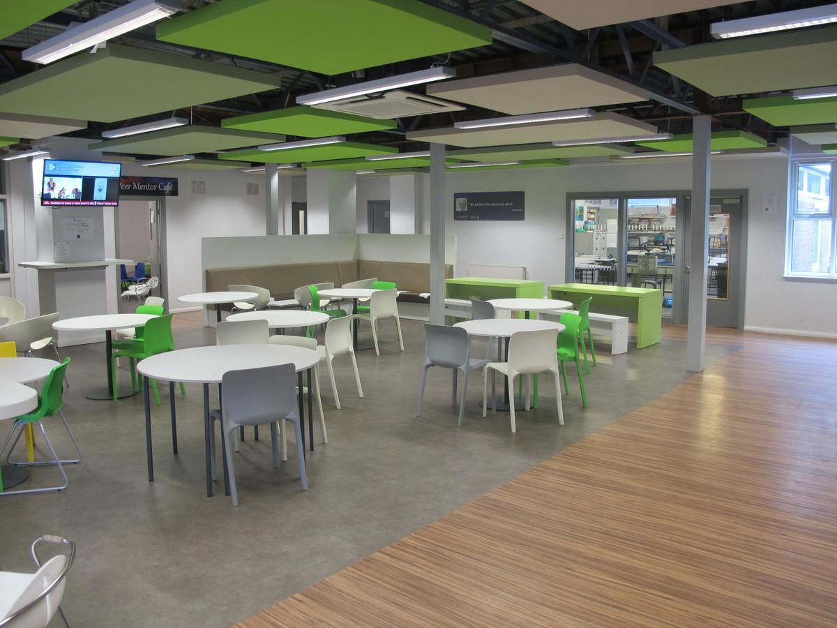 6th Form - Social Sandwich  - Merchants of Fitness @ OLSC - Wolverhampton - 2 - SchoolHire