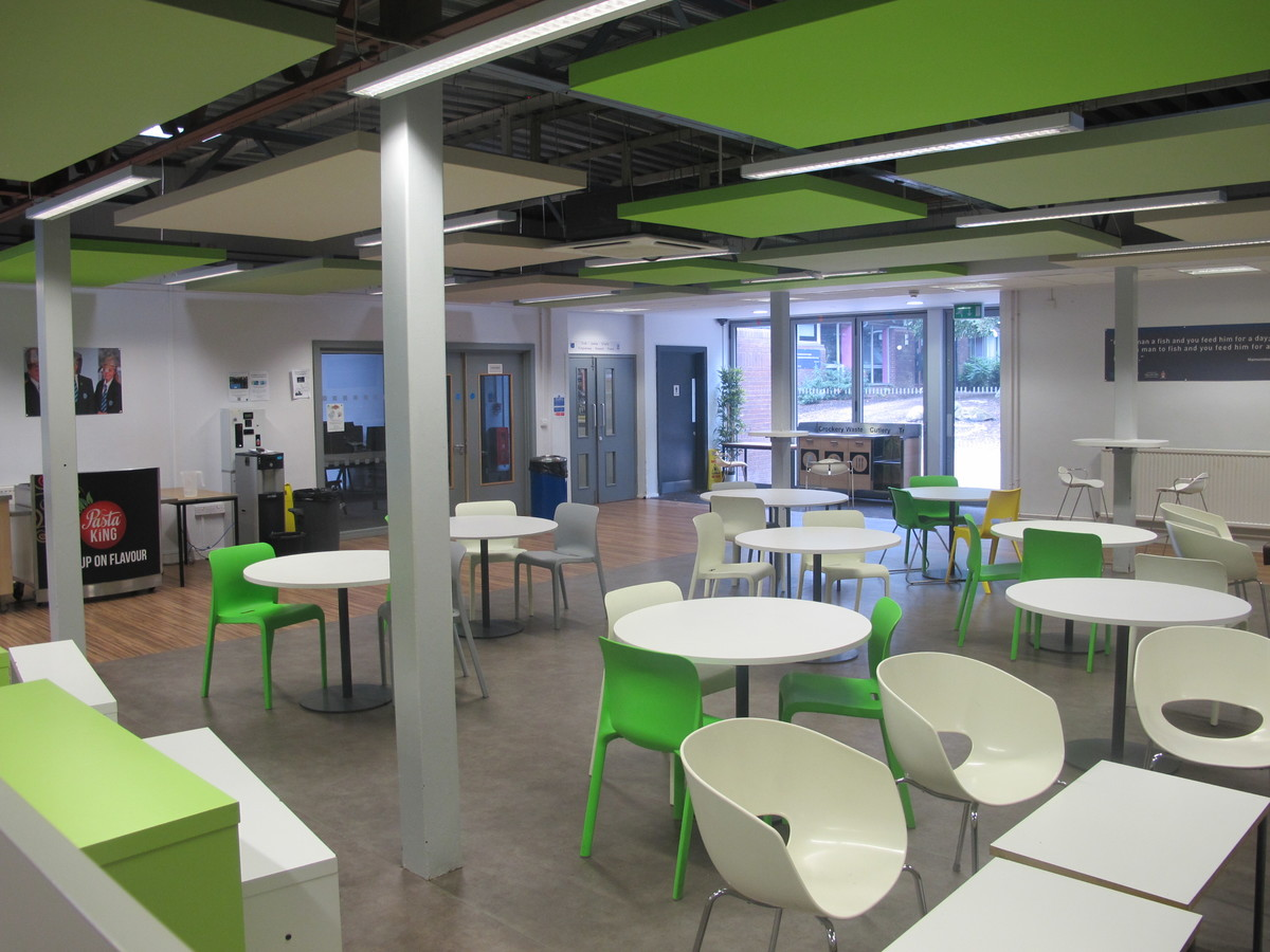 6th Form - Social Sandwich  - Merchants of Fitness @ OLSC - Wolverhampton - 3 - SchoolHire