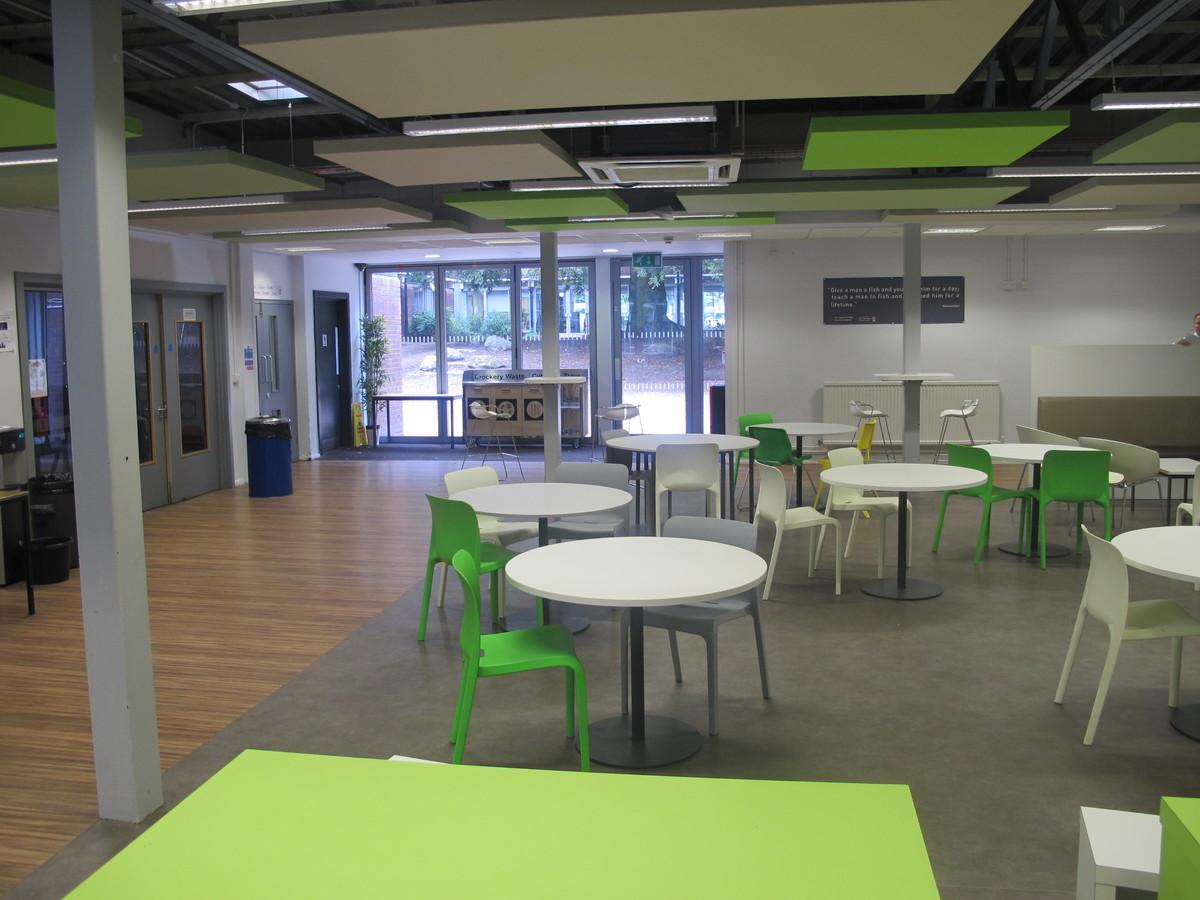 6th Form - Social Sandwich  - Merchants of Fitness @ OLSC - Wolverhampton - 4 - SchoolHire